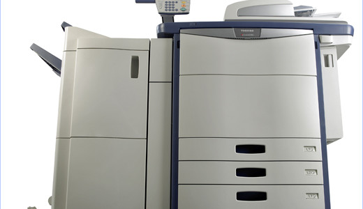 Toshiba introduced new color multifunction products (MFPs) e-STUDIO6550c series along with its sisters and brothers. Designed for general offices demanding high-speed color, as well as graphic-intensive environments such as marketing and sales departments and small on-demand printing agencies, the e-STUDIO6550c series produces crisp text with 1,200 x 1,200 dpi print […]