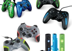 POWER A debuted the 2011 lineup of video game controllers at the E3 Expo June 7-9 in Los Angeles. Highlights of the lineup include the Batarang controller based on the Batman: Arkham City title, super cool Air Flo™ controllers, new mini controllers for the PLAYSTATION® 3 and Xbox 360® consoles, […]