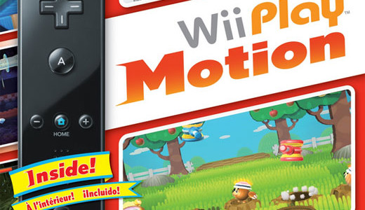 Offered at $49.99 SRP, Wii Play: Motion comes packaged with a black Wii Remote™ Plus controller, which features the built-in precise motion control of the Wii MotionPlus™ accessory. The 12 included games in Wii Play: Motion ask players to wield the Wii Remote Plus (or Wii Remote with Wii MotionPlus […]