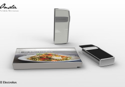 Matthew Schwartz, a student at California State University, has developed the idea of a portable microwave oven, a design concept that has allowed him to advance to the final round of students competing in this year's Electrolux Design Lab global competition. Schwartz's design will compete with seven other students' designs […]