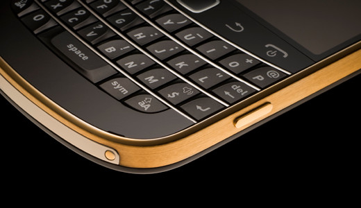 Amosu Couture (www.amosu.co.uk) announced the world's first 24 Carat Gold BlackBerry 9900. The 24 Carat gold is compelled around the bezel giving it a distinct look. The handset is now available to pre order on www.amosucouture.com and retailing at £999 (further options are available in white, yellow or platinum gold […]