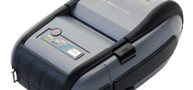 Source Technologies announced that its STm.57 and STm.117 mobile thermal barcode label and receipt printers are available to support the needs of today's growing mobile work-force. The 2-inch portable STm.57 prints labels and receipts on-demand, yet weighs just over a pound with an impressive media capacity. Able to withstand a […]