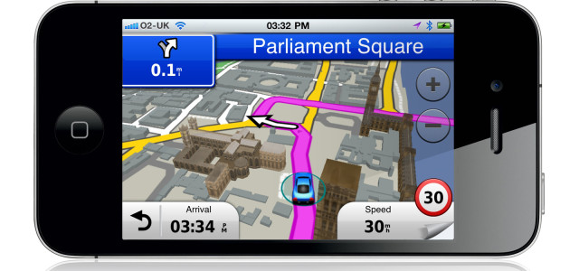 Garmin has new iPhone app for navigation that offers UK & Ireland mapping, free real time speed camera alerts, and traffic avoidance options. The new Garmin StreetPilot comes with an intuitive Garmin interface, ultra-fast map drawing, panning and zooming. Compatible with iPhone 3GS, iPhone 4, iPod touch (3rd generation), iPod […]