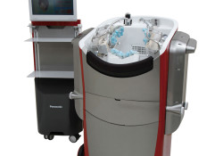 Scheduled to be showcased at the 38th International Home Care & Rehabilitation Exhibition (H.C.R.2011) in Tokyo next week, the Panasonic's new Hair-Washing Robot can complete the entire process of hair washing automatically, from wetting to shampooing, rinsing, conditioning and drying. The new robot features washing arms with more fingers and […]