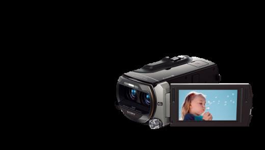 Sony Handy Cam HDR-TD10