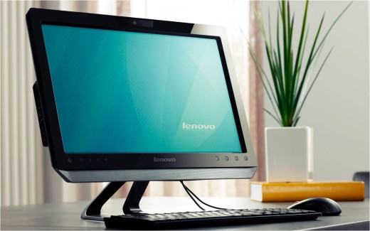 Lenovo C325 All-In-One Desktop