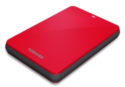 Compatible with PCs and other devices equipped with USB 3.0 or USB 2.0 ports, the Toshiba's Canvio® 3.0 portable hard drive now features cloud-based backup capabilities. The new Canvio 3.0 also features simple plug-and-play operation, pre-loaded backup software, and is available in 500GB, 750GB and 1TB capacities. And last but […]