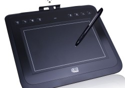"Available for $199.99, the CyberTablet W10 Wireless Graphic Tablet is an advanced wireless precision tool that offers both PC & Mac users superior cursor control without the hassle of wires. This wireless graphic tablet also offers 30 feet of wireless freedom, a large working area of 8"" x 5"", auto […]"