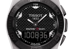 Available pre-order for $675, the Exclusive Limited Edition Racing Touch watch allows for multiple functionality with 11 touch-activated functions at your fingertips thanks to the Tissot tactile technology. Highlights: Able to record and save up to 99 lap times; dual time-zone capability, a compass and a backlight up its sleeve; […]