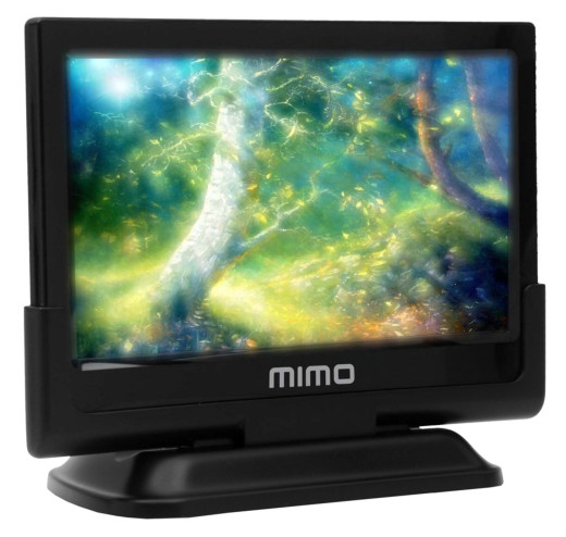 Mimo Magic Touch --  USB-Driven Capacitive Touchscreen Monitor