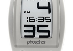 Phosphor launched the new World Time Sport E-Ink digital watch that allows users to change modes with a simple finger swipe across the case. The World Time Sport also features a high-contrast display and offers the ability to select from 24 time zones from one display mode, while optionally displaying […]