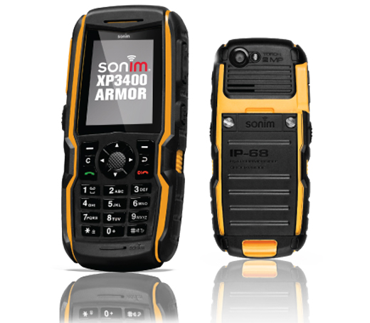 Sonim XP 3400 Armor