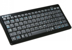 Equipped with ultra-flat scissor structure keys, the ZIPPY BT-500 is encased in an ultra-thin compact design and is ideal for use in a variety of environments, such as living rooms, classrooms, conference rooms, and can also be carried while on the go. In addition, this compact wireless keyboard supports most […]