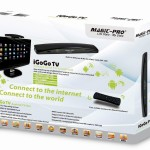 Magic-Pro iGoGo TV - Android TV Box
