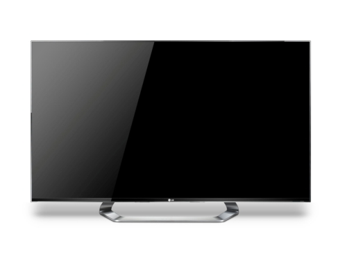 LG Ultra Definition 3D TV