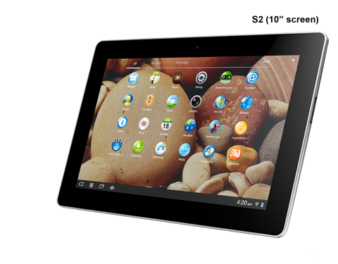 IdeaTab S2 10-inch Tablet