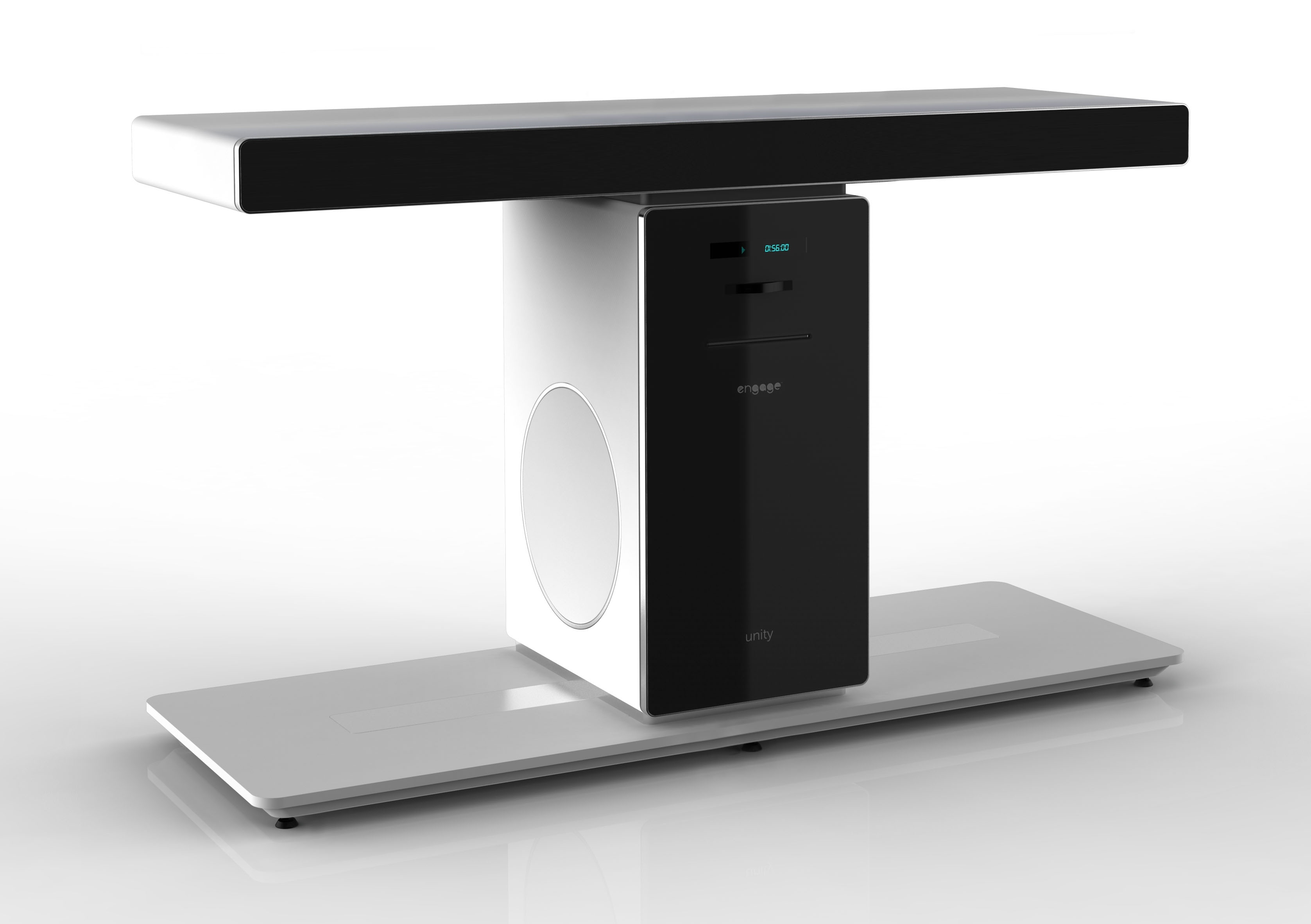 Unity Home Theater System, Minimalism in Living Room | Trendy Gadget