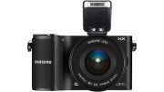 Nikon NX210 Compact System Camera (CSC) with Built-in WiFi