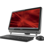 Toshiba LX815 and LX835 Full HD All-in-One Desktop Computers