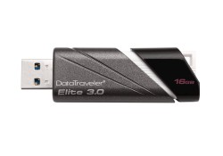 Based on the USB 3.0 standard, the Kingston DataTraveler Elite 3.0 is an ideal choice for consumers who want fast data transfers. Based on Kingston' internal testing, DataTraveler Elite 3.0 was approximately two times faster than a standard USB 2.0 Flash drive copying over 22GB worth of data. Available in […]
