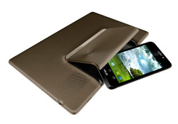 I am a bit late to show you the unique Android-based product from ASUS — the PadFone. Available in Taiwan since April 20, 2012, ASUS PadFone is a 4.3″ smartphone featuring a Super AMOLED qHD display. But the most selling point is the unique design which combines the function of […]