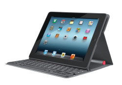 Powered by solar, the Logitech Solar Keyboard Folio has two stand positions: The first position allows users to open the folio and place their iPad to enjoy the full keyboard for convenient typing; in the second position, the first keyboard row acts as your one-touch media playback and volume controls, […]