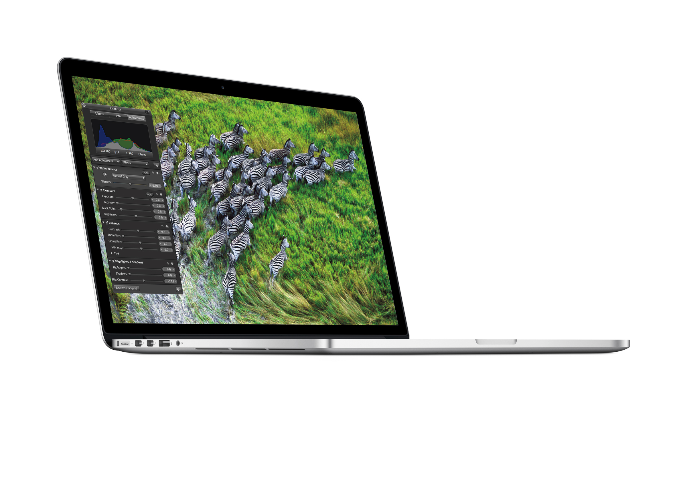 all new 15-inch macbook pro with retina display