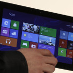Surface tablet computer