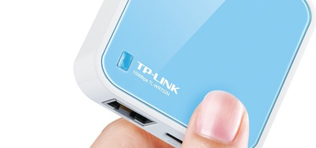 Wireless on the go can be a hassle, especially when working from an area with slow or outdated connectivity. That's why every mobile user should take along a portable wireless router. With TP-Link's solutions you simply plug it into your nearest outlet, port in an ethernet connection and prepare to […]