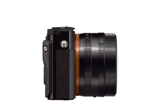 Full Frame Camera in Compact Body? It\'s a Sony (Cyber-shot DSC-RX1 ...