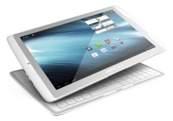 ARCHOS 101 XS tablet is part of the new Gen10 XS tablet line, debuted last September. Coming with Coverboard, this 10.1-inch Android tablet weighs only 21 ounces and measures only 0.31-inch thin (15 percent thinner than the new iPad). The 0.2″ thick Coverboard is a unique magnetic keyboard with additional […]
