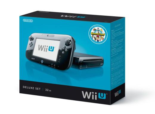 Nintendo Wii U Console