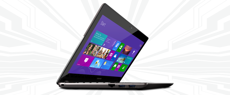 Toshiba® Satellite® U845W Ultrabook