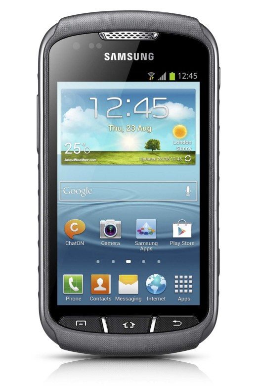 GALAXY Xcover 2 Product Image (1)