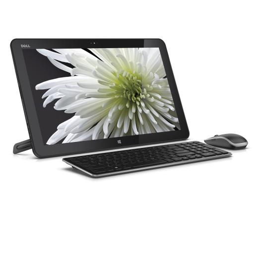 Dell XPS 18 AIO: Tablet and Desktop PC in One