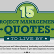 Top 15 Project Management Quotes You Should Know to Live By