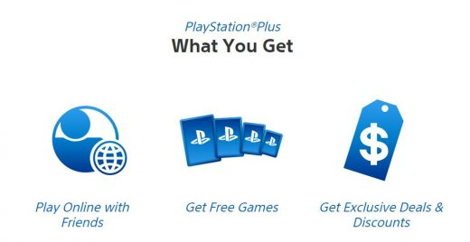 PS4 subscription