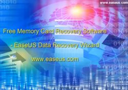 Manage your important data to meet your accidental deletion, formatted; virus attack, partition loss, raw partition, hard drive damage, and OS crash situations on behalf of EaseUS Data Recovery Wizard which is available with 4 package plans for everyone. Recover all deleted emails, photos, videos, music files and other document […]