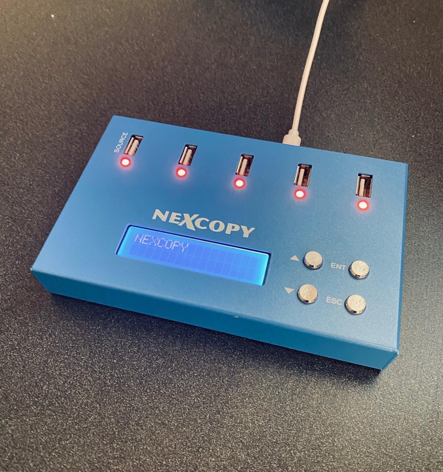 Nexcopy USB Dupliclator